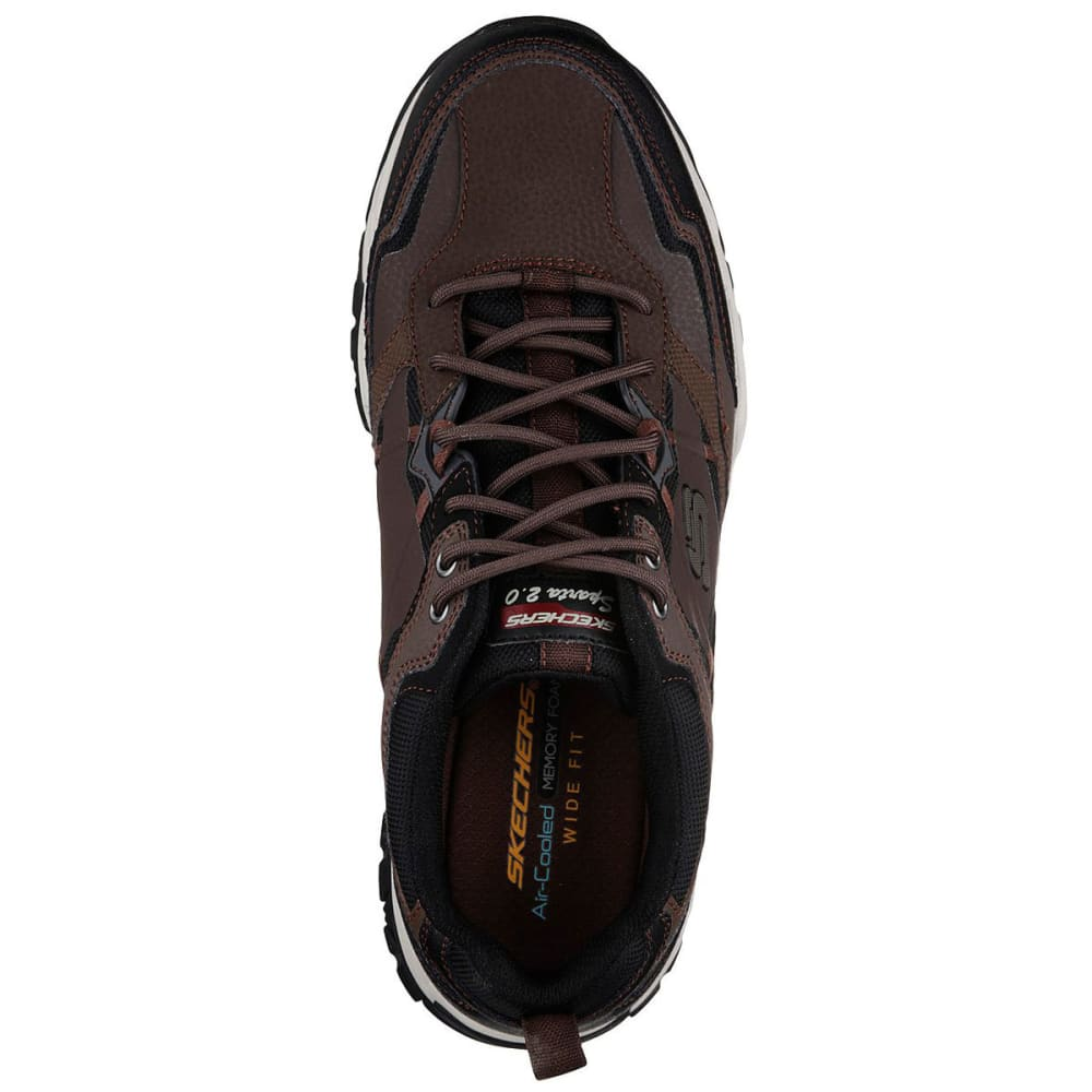 SKECHERS Men's Sparta 2.0 TR Sneakers, Brown - BROWN
