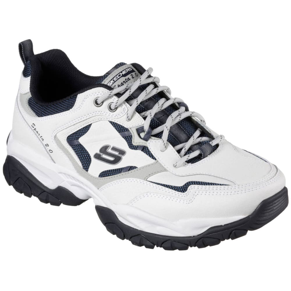 SKECHERS Men's Sparta 2.0 Wide - WHITE