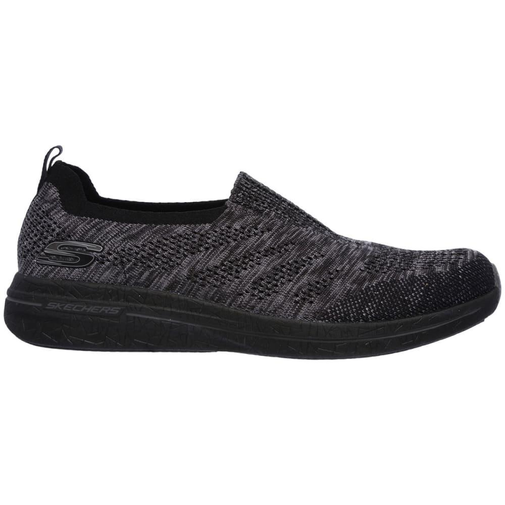 SKECHERS Men's Burst 2.0 Haviture Slip On Shoe - BLACK
