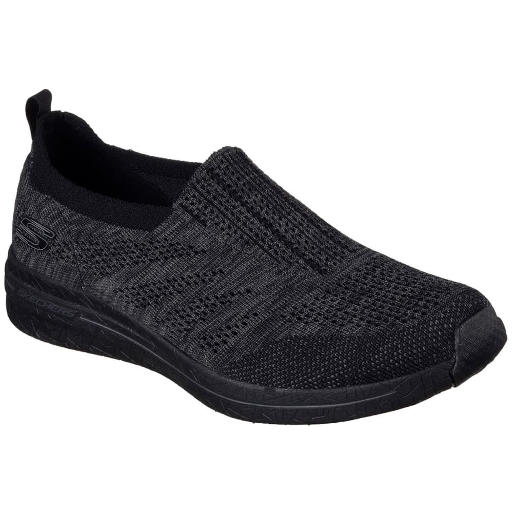 Skechers Men's Burst 2.0 Haviture Slip On Shoe - Black, 8
