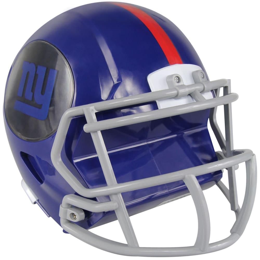 NEW YORK GIANTS Helmet Bank - ROYAL BLUE