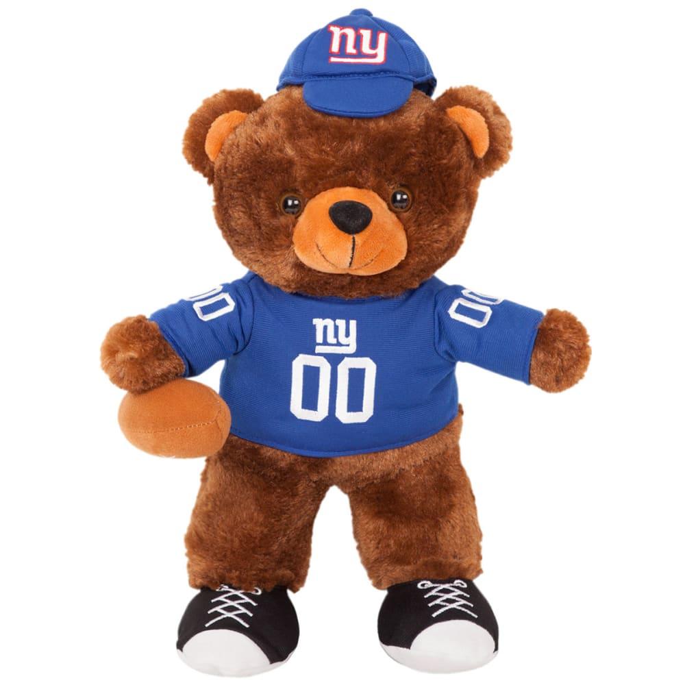 NEW YORK GIANTS Locker Room Buddy Bear - ROYAL BLUE