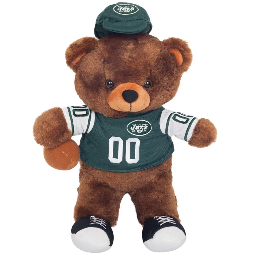 NEW YORK JETS Locker Room Buddy Bear - GREEN