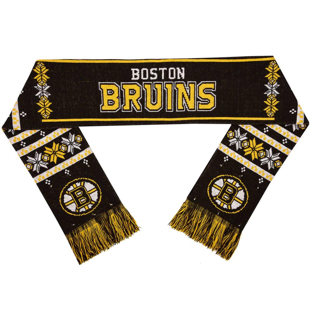 BOSTON BRUINS Light Up Scarf - BRUINS