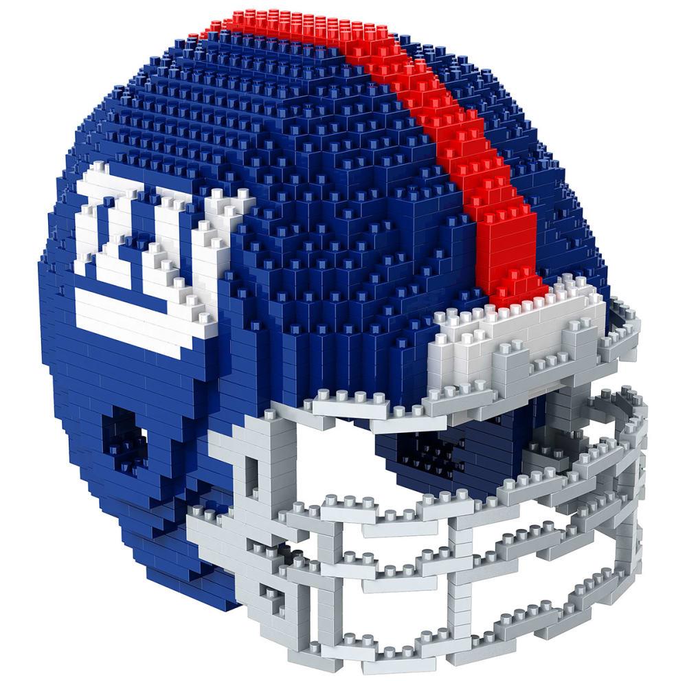 NEW YORK GIANTS 3D BRXLZ Helmet Puzzle - GIANTS