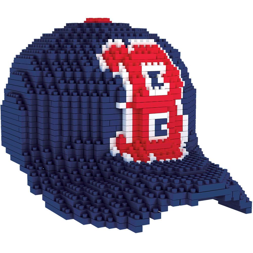 BOSTON RED SOX 3D BRXLZ Mini Cap Puzzle - RED SOX