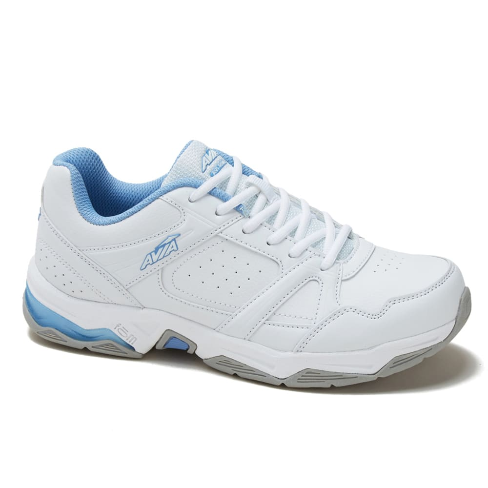 AVIA Women's Avi-Rival Training Shoes, Wide - WHITE