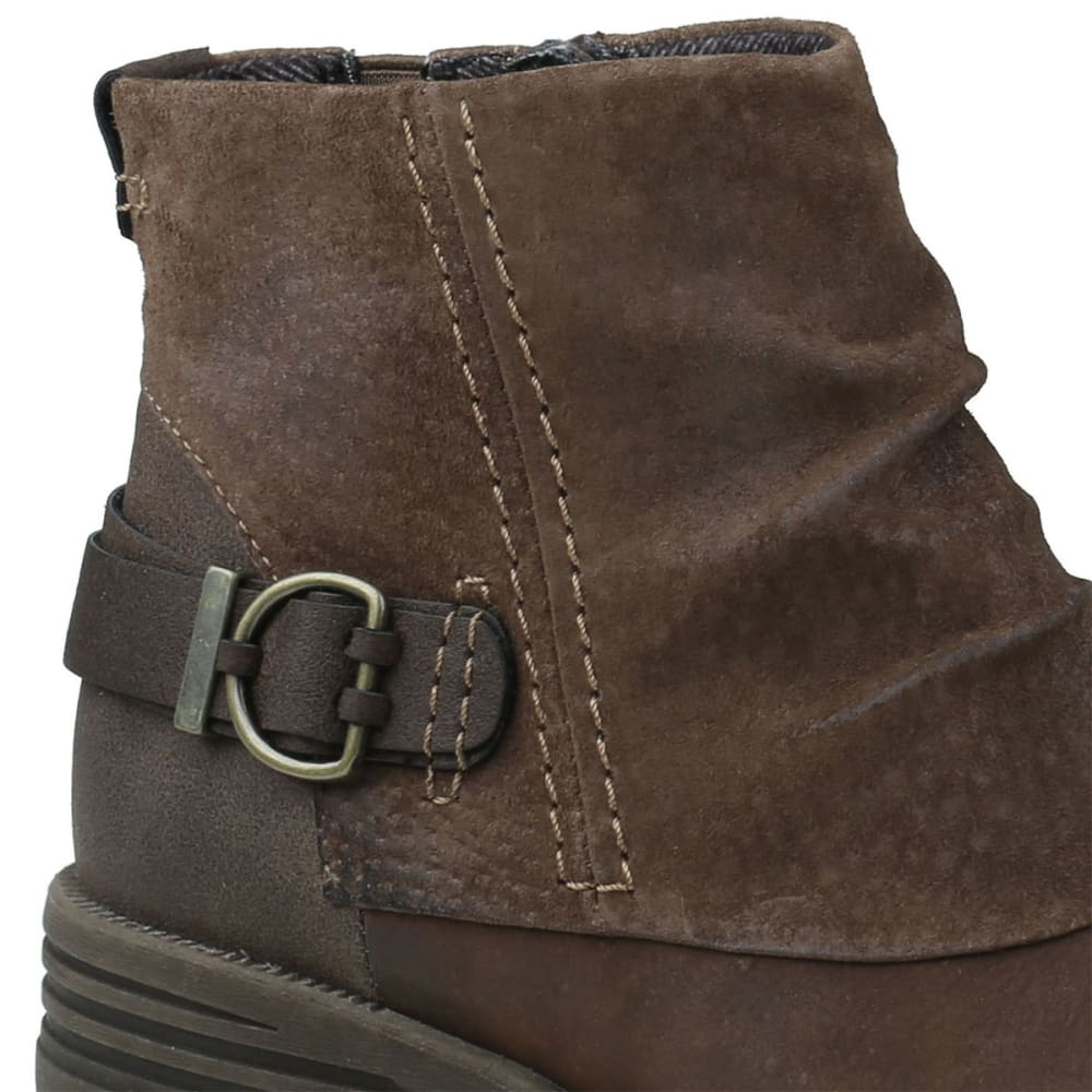 EARTH ORIGINS Women's Paige Boots, Bark - BARK