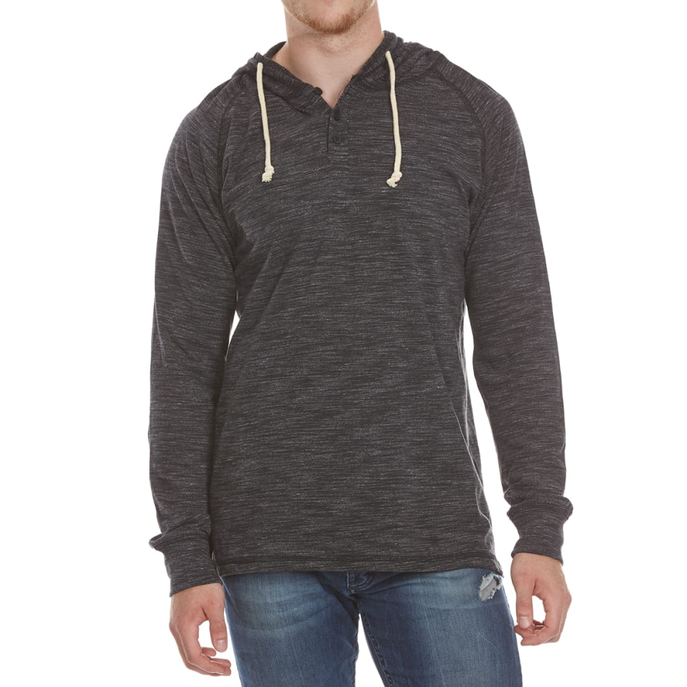 ALPHA BETA Guys' Raino Hoodie - BLACK