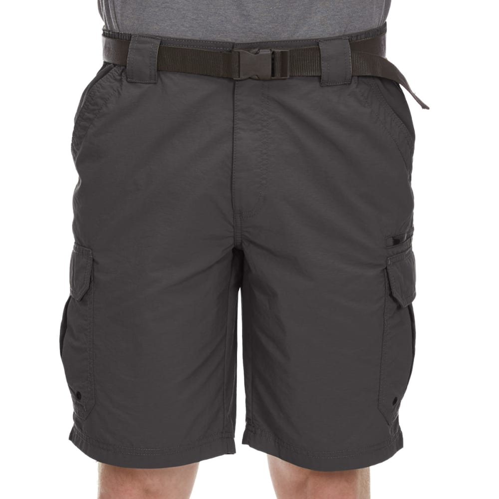 COLEMAN Men's Hiking Shorts - RAVEN-CH141