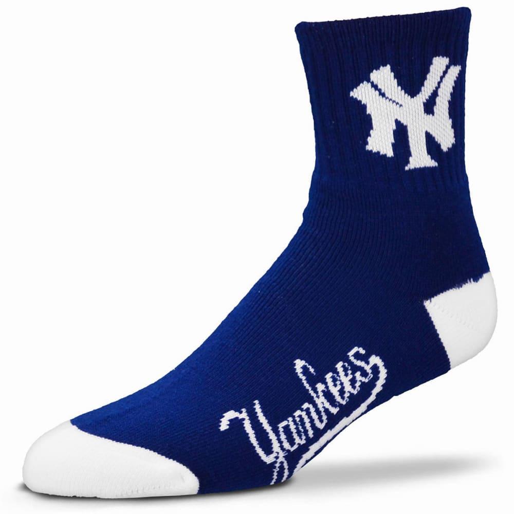 NEW YORK YANKEES Team Crew Socks - NAVY