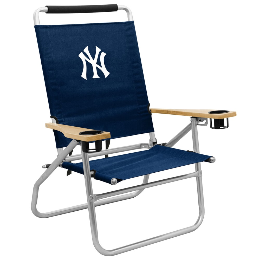 NEW YORK YANKEES Beach Chair - NAVY