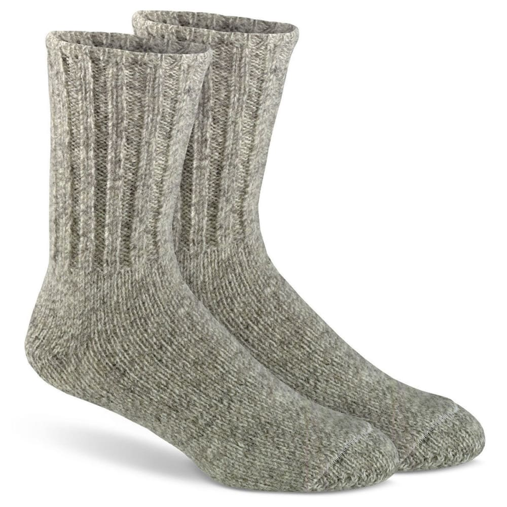 FOX RIVER Norwegian Heavyweight Crew Socks - 06120-BROWN TWEED
