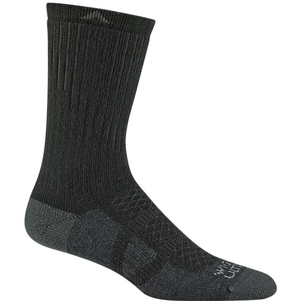 WIGWAM Men's CL2 Hiker Pro Crew Socks - BLACK-052
