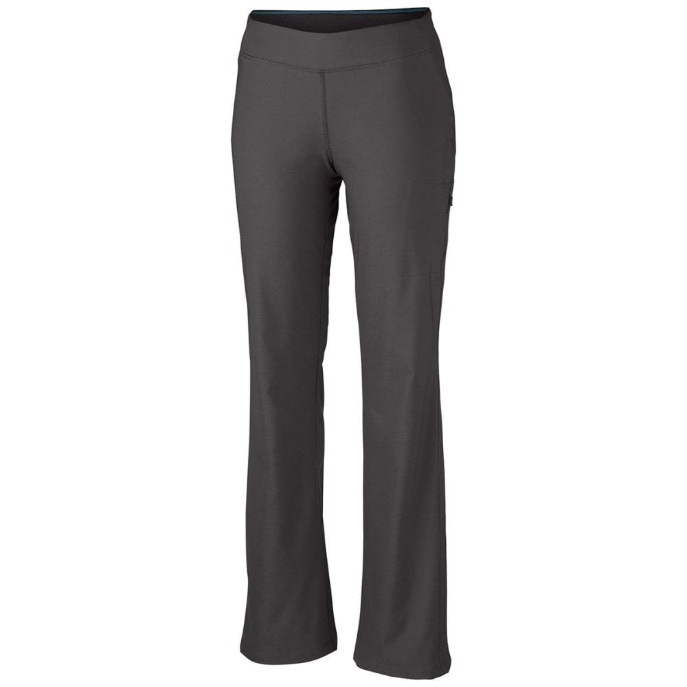 COLUMBIA Women's Back Beauty Boot Cut Pants - 028-GRILL