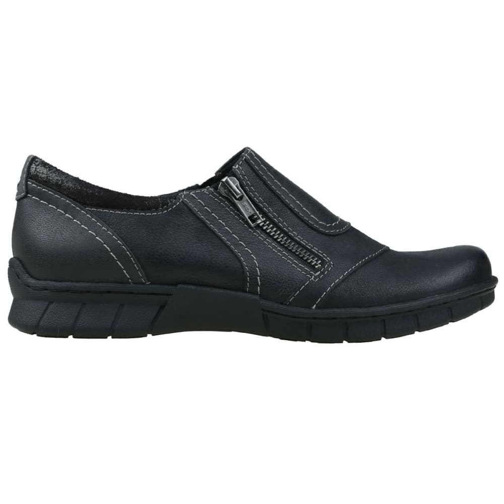 EARTH ORIGINS Women's Nila Casual Shoes, Black - BLACK