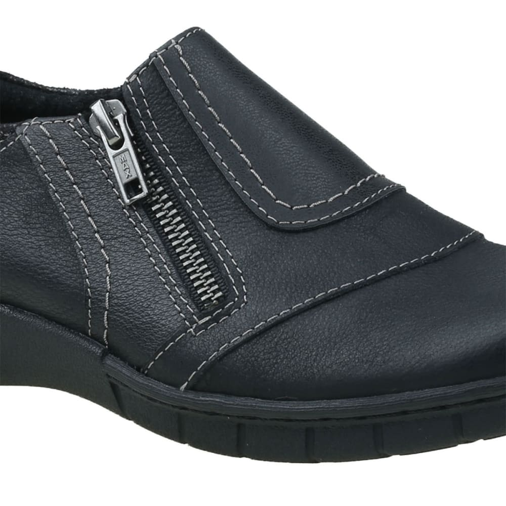 EARTH ORIGINS Women's Nila Casual Shoes, Black - BLACK