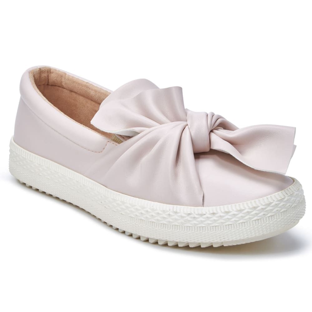 SUGAR Women's Gonzo Slip-On Sneakers, Blush - BLUSH