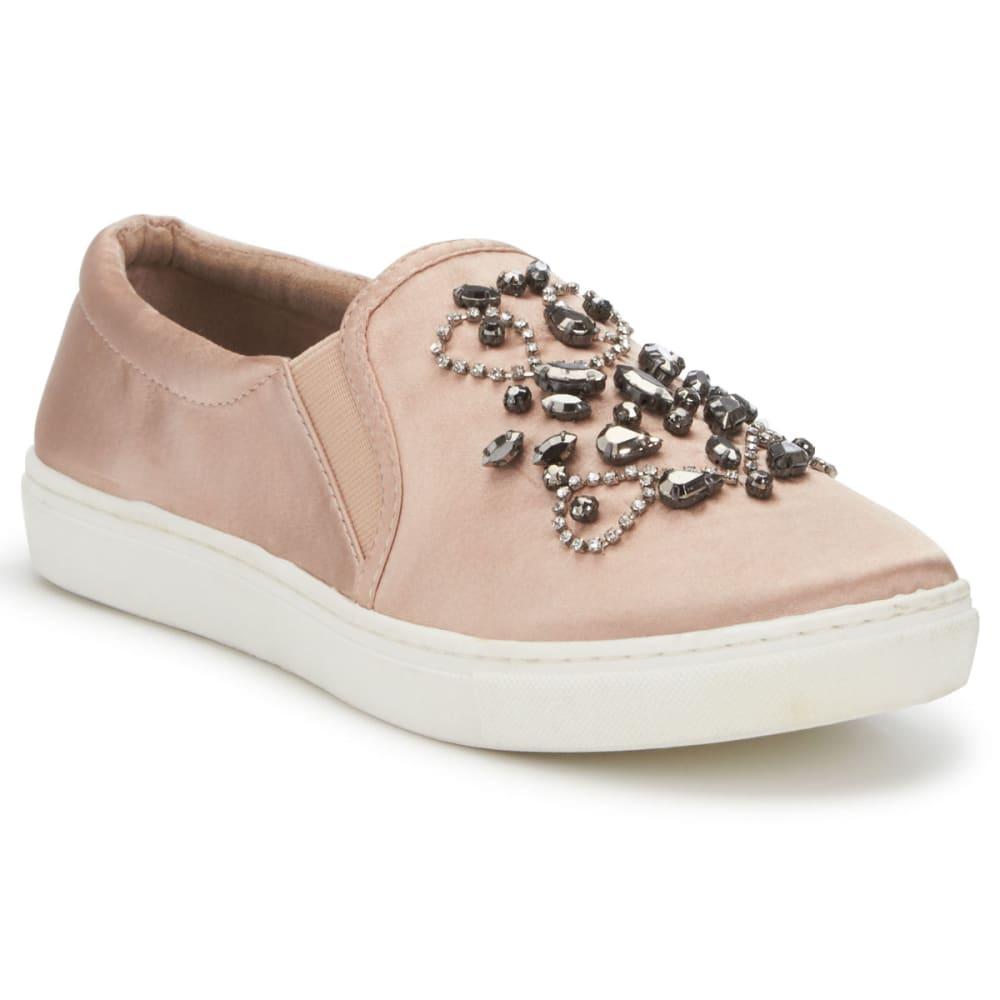 SUGAR Women's Grasshopper Slip-On Casual Shoes, Blush - BLUSH