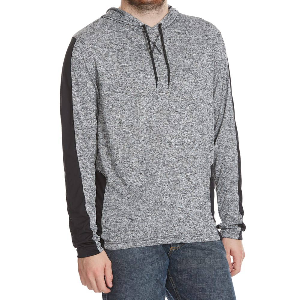 SPLIT Guys' Athletic Hoodie - HTR GRY