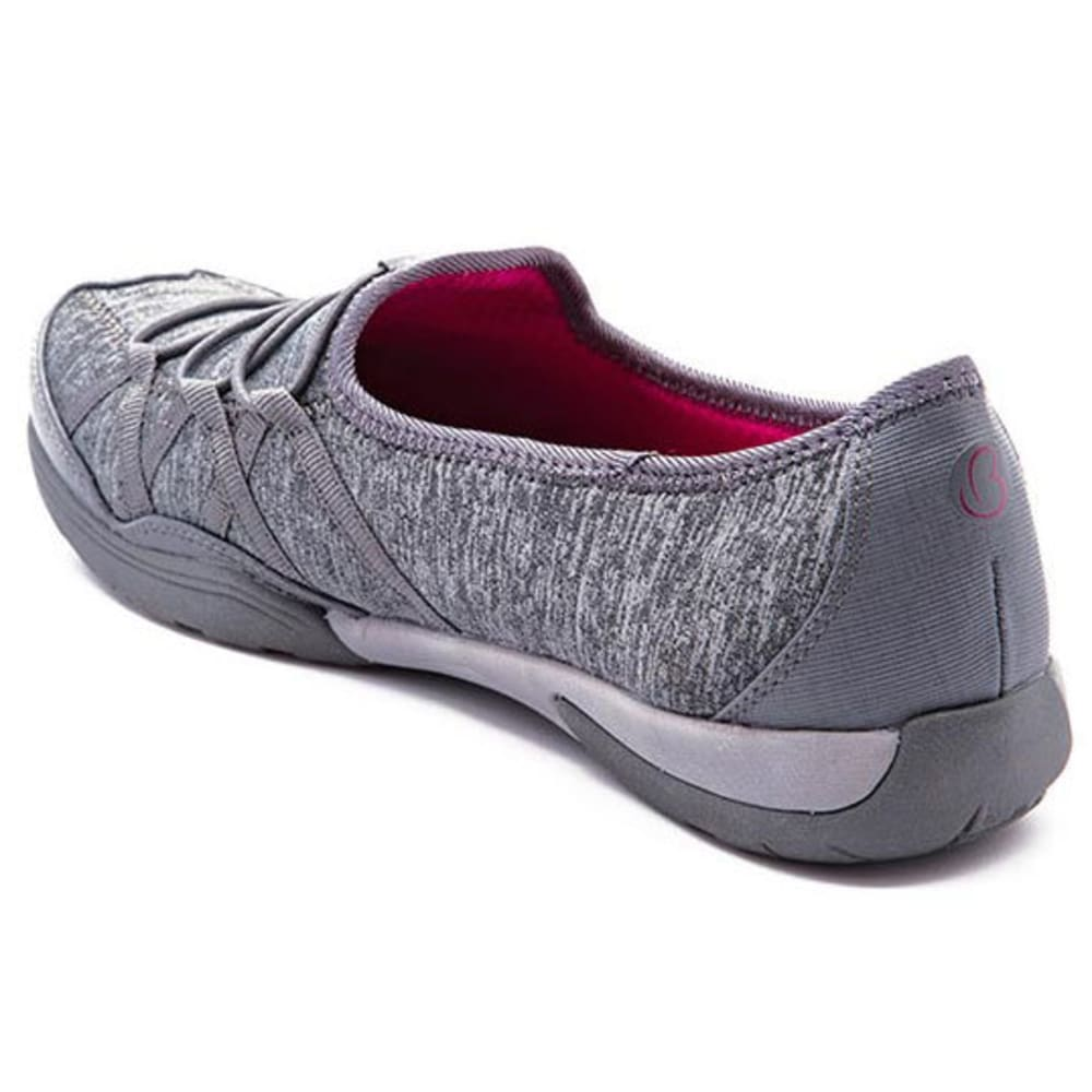 BARETRAPS Women's Holeigh Slip-On Casual Shoes, Dark Grey - DK GREY