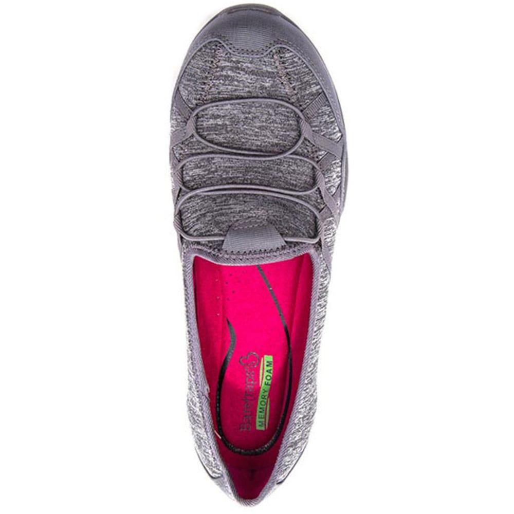 BARETRAPS Women's Holeigh Slip-On Casual Shoes, Dark Grey - DK GREY