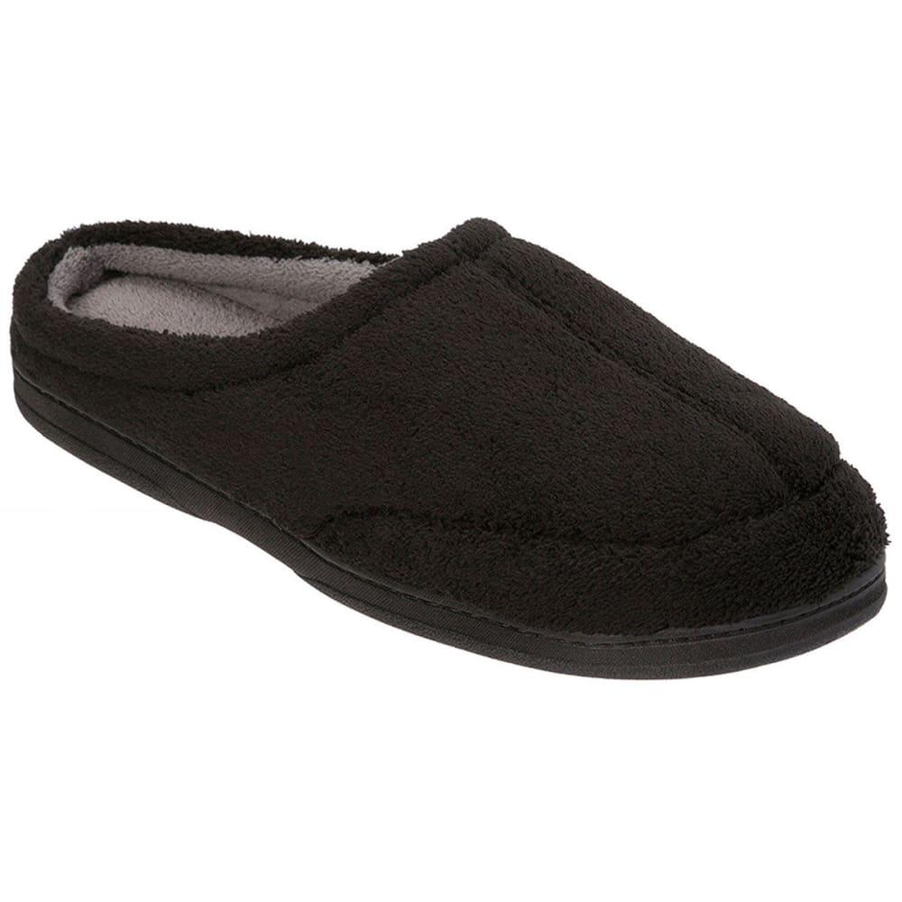 DEARFOAMS Men's Clog Slippers - BLACK