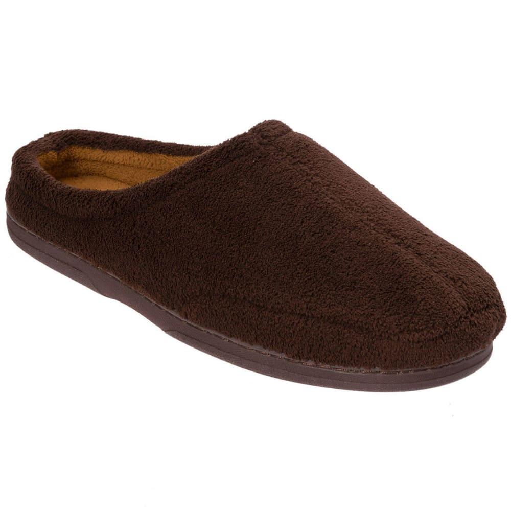 DEARFOAMS Men's Clog Slippers - COFFEE