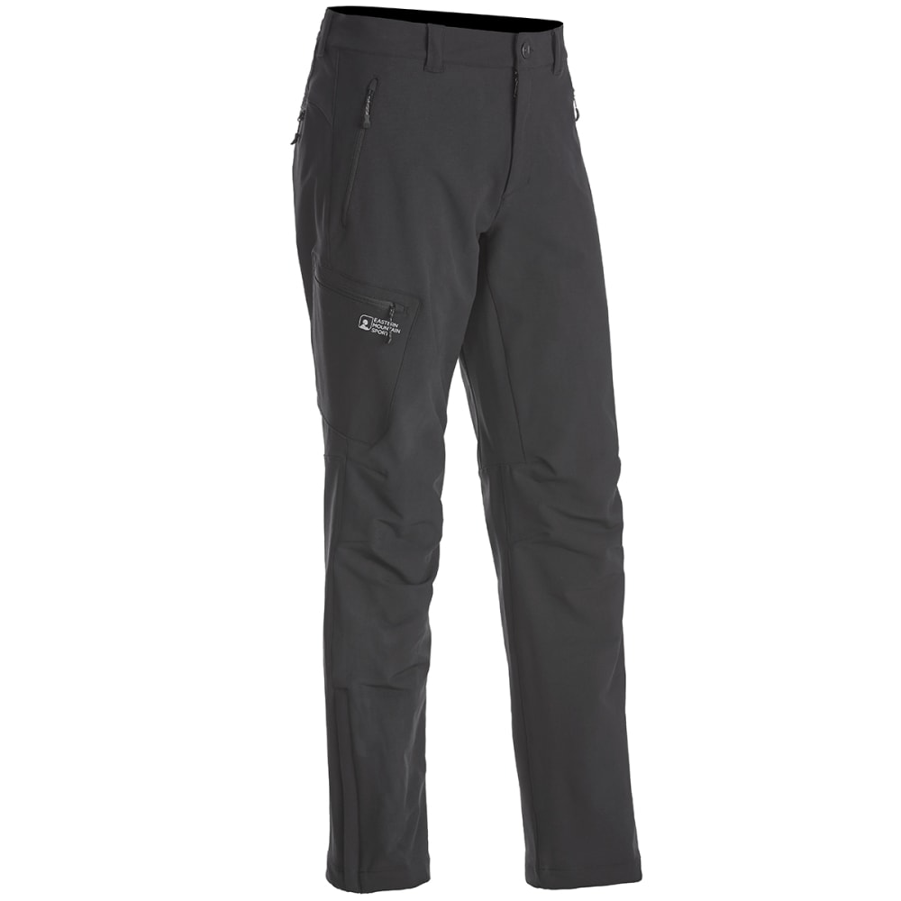 Ems(R) Men's Pinnacle Soft Shell Pants - Black, 38/R