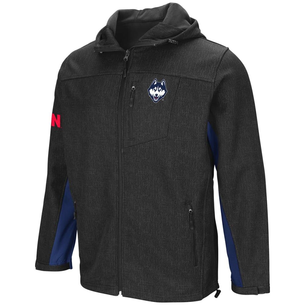 UCONN Men's Gibbons Full-Zip Jacket - CHARCOAL