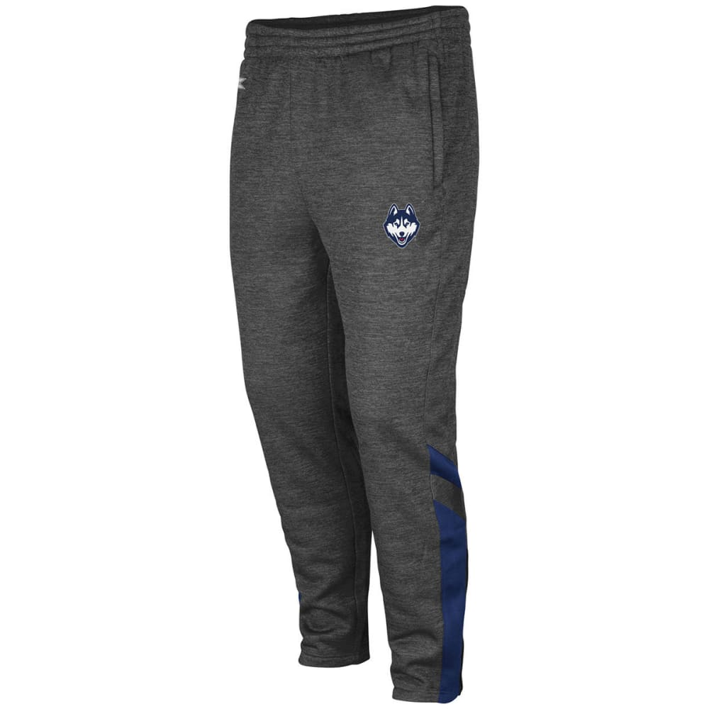 Uconn Men's Software Fleece Pants - Black, L