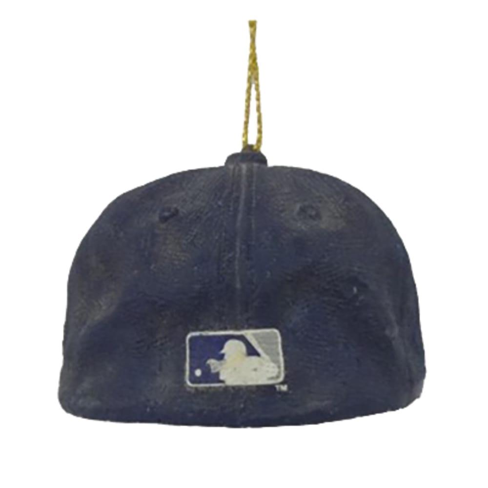 NEW YORK YANKEES Baseball Cap Ornament - NO COLOR