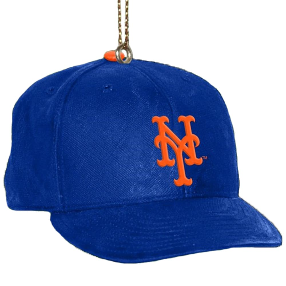 NEW YORK METS Baseball Cap Ornament - NO COLOR