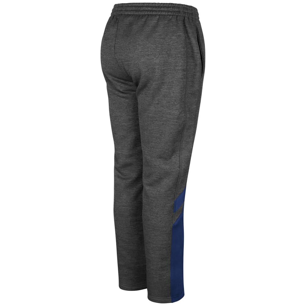 UCONN Boys' Heather Poly Fleece Sweatpants - CHARCOAL