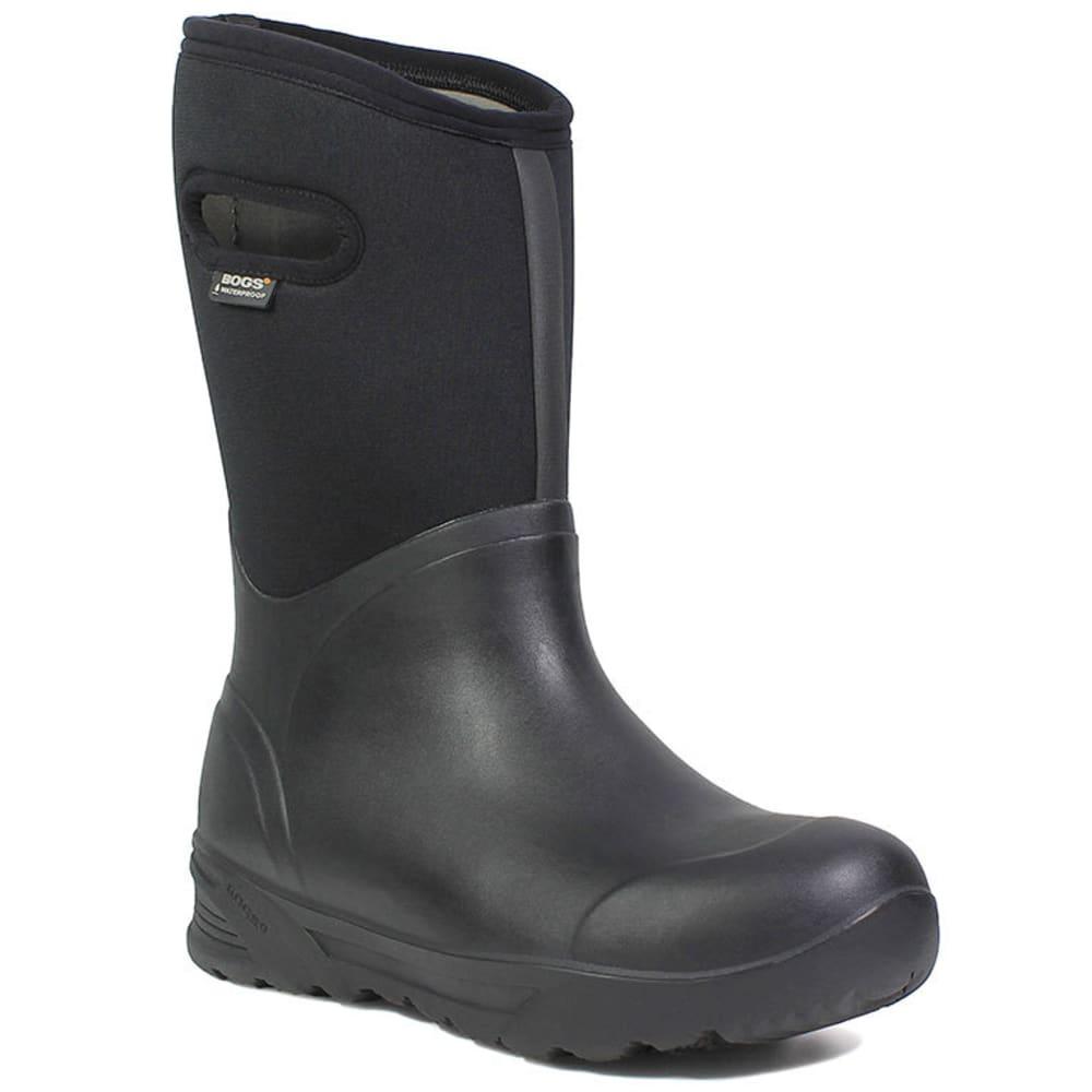 Bogs Men's Bozeman Tall Waterproof Winter Boots, Black