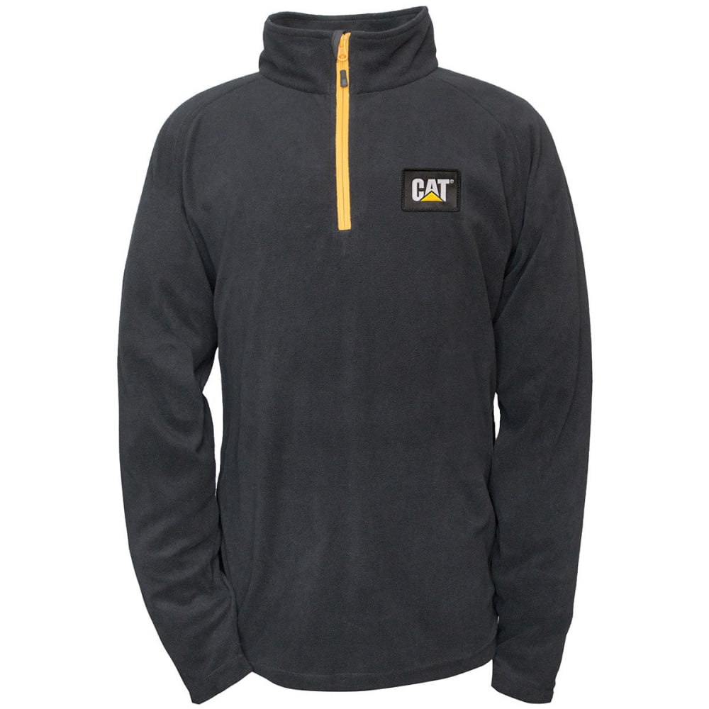 CATERPILLAR Men's Concord Fleece Pullover - 016 BLACK