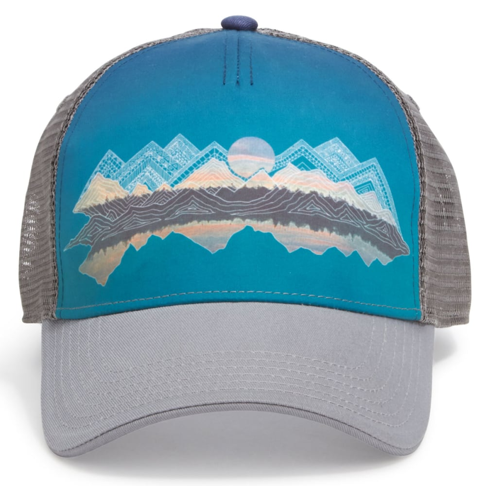 EMS® Men's #NoFilter Trucker Hat - REFLECTING POND