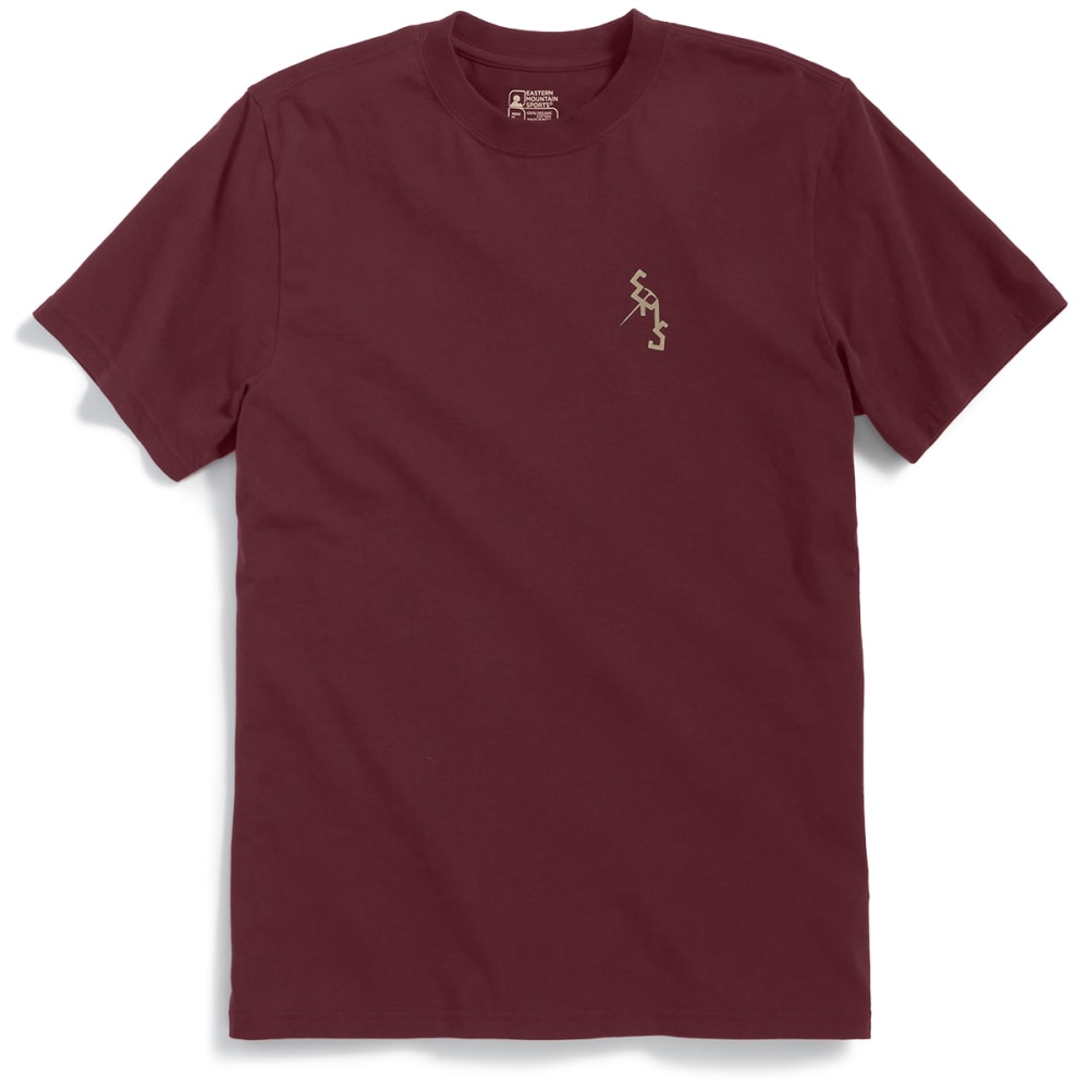EMS Men's Ice Axe Graphic Tee - PORT ROYALE