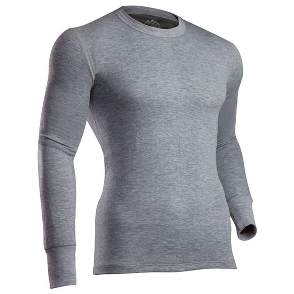 COLDPRUF Men's Platinum II Shirt - HEATHER GREY