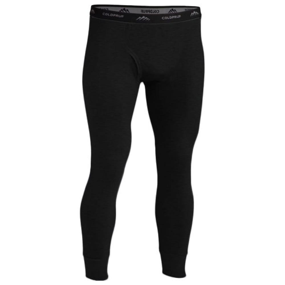 COLDPRUF Men's Platinum II Thermal Base Layer Pants - BLACK