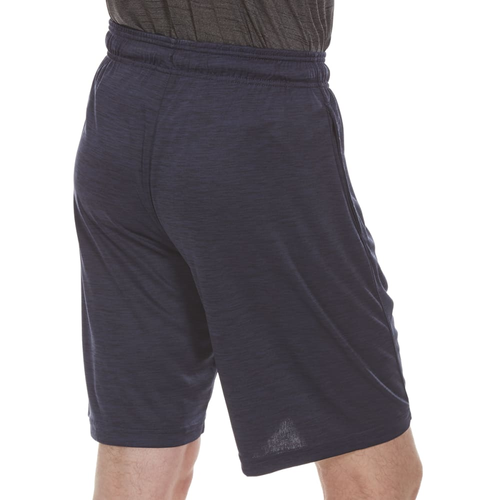 REEBOK Men's Cruz Shorts - NAVY HTR-R136