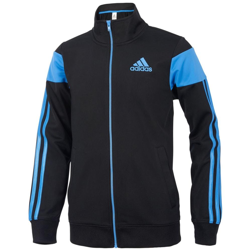 Adidas Boys' Icon Sport Jacket - Black, S