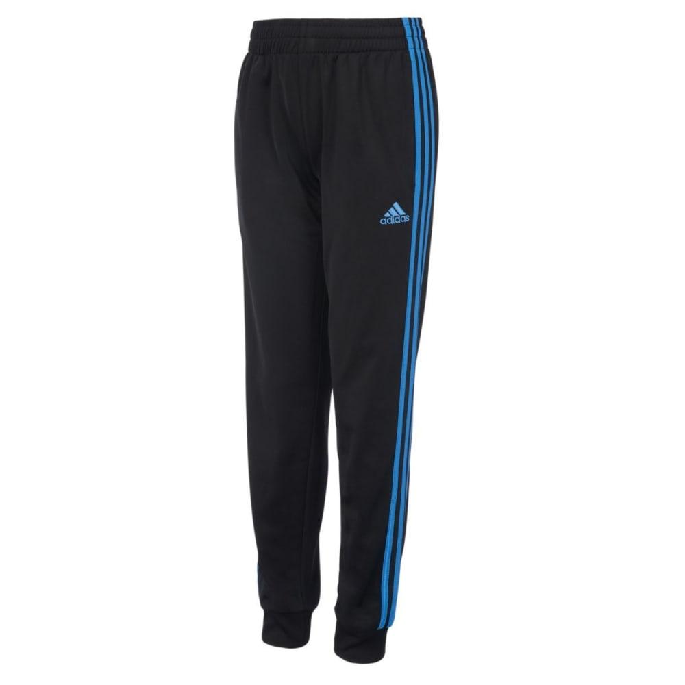 ADIDAS Boys' Impact Tricot Jogger Pants - BLACK/MARINA- AK10