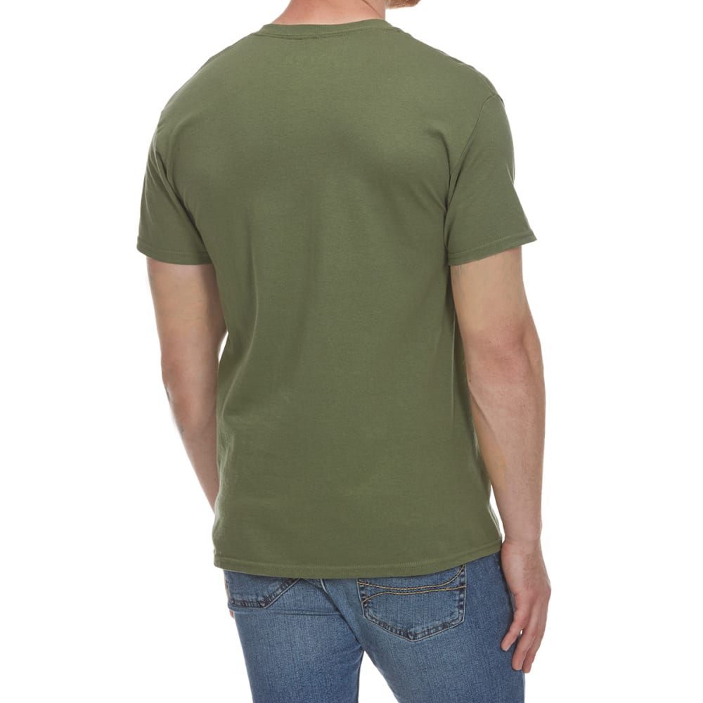 5STAR Guys' Home of the Brave Short-Sleeve Tee - OLIVE