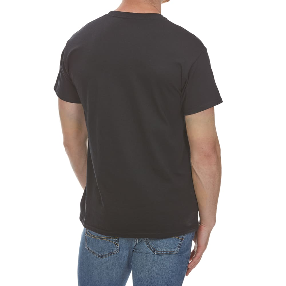 5STAR Guys' Proud American Eagle Short-Sleeve Tee - BLACK