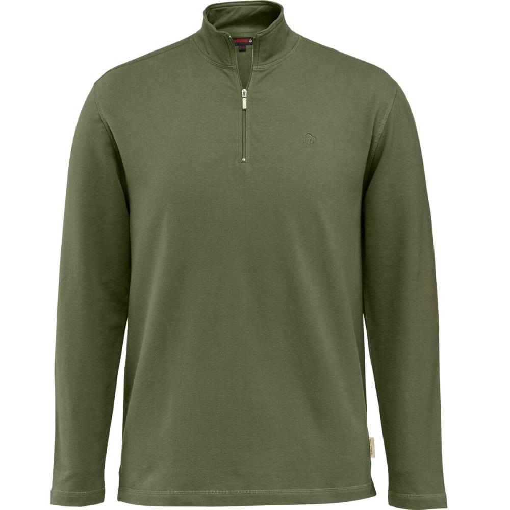 WOLVERINE Men's Benton 1/4 Zip Jacket M