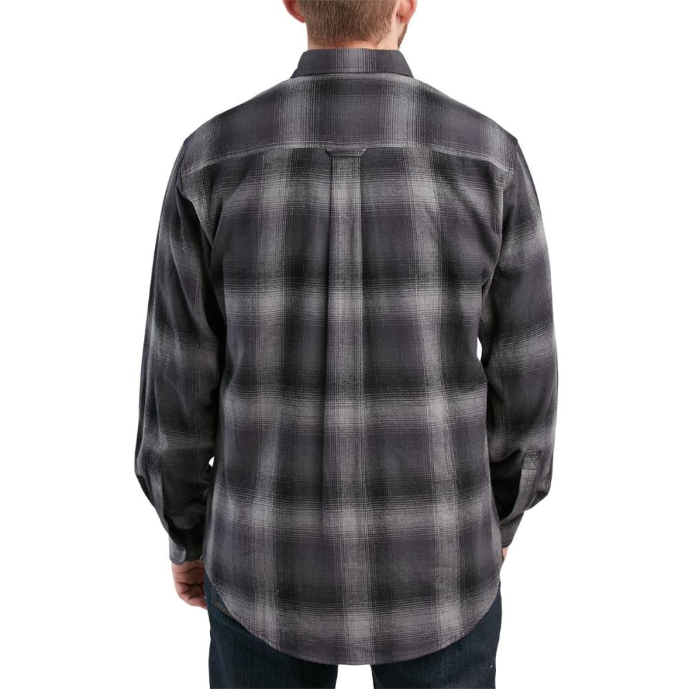 WOLVERINE Men's Hammond Long-Sleeve Flannel Shirt - 011 DUST PLAID