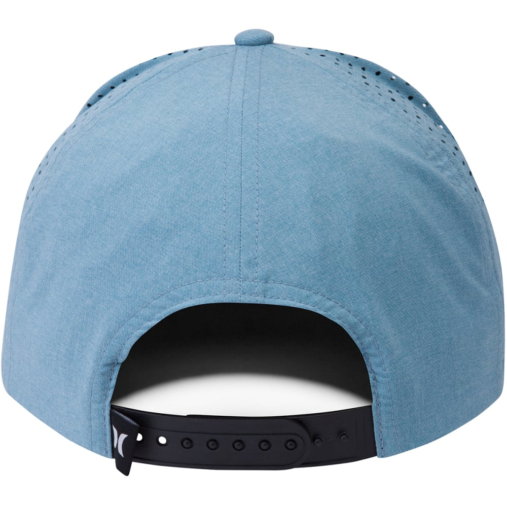 HURLEY Men's Dri-Fit Icon Hat - BLUE/CERULEAN-4CQ
