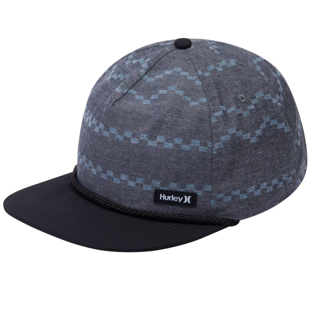 HURLEY Guys' Dri-FIT Pismo Adjustable Cap - BLACK-00A