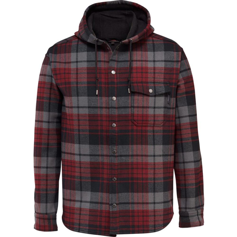 WOLVERINE Men's Bucksaw Bonded Shirt Jacket M